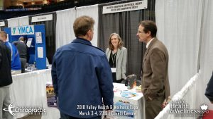 Valley Health Expo 3-4-18 #1