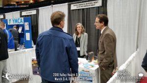 Valley Health Expo 3-4-18 #1