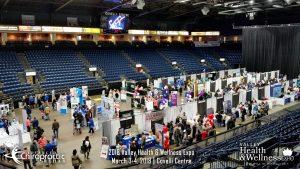 Valley Health Expo 3-4-18 #2